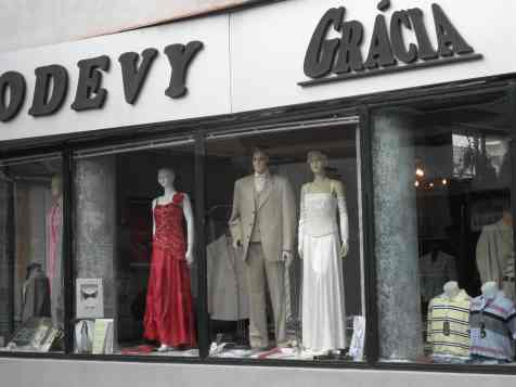 modny salon Gracia